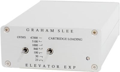 Graham Slee Elevator EXP MC Step-up w/ PSU1 power supply