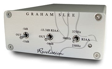 Graham Slee Revelation Phono Preamp