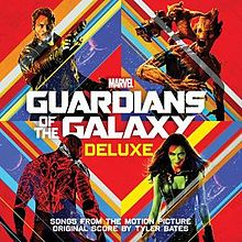 LP Various Artists - Guardians of The Galaxy -  -