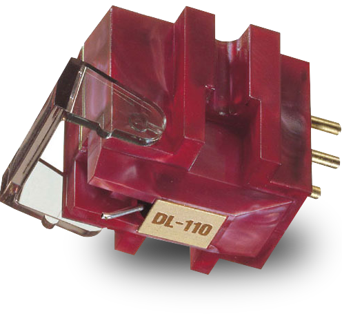 Denon DL-110 High Output Moving Coil Cartridge