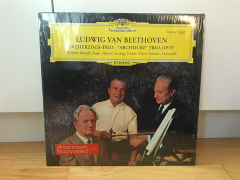 LP USED - Beethoven - Archduke Trio Op. 97