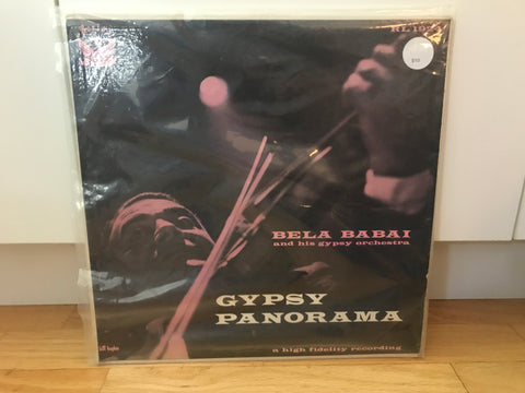 LP USED - Babai, Bela - Gypsy Panorama