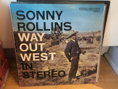 LP USED - Rollins, Sonny - Way Out West