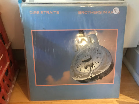 LP USED - Dire Straits - Brothers in Arms