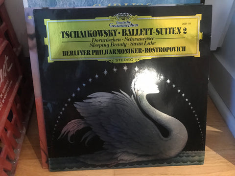 LP USED - Tschaikowsky - Ballett-Suiten 2