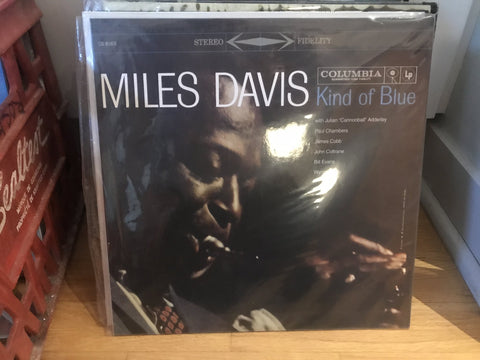 LP - Davis, Miles - Kind of Blue