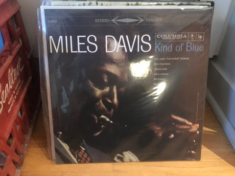 LP USED - Davis, Miles - Kind of Blue