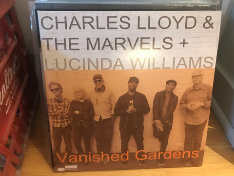 LP USED - Lloyd, Charles & the Marvels - Vanished Gardens