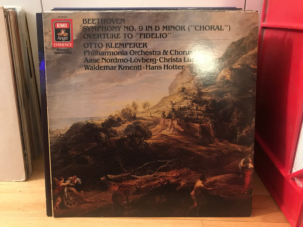 LP USED - Beethoven - Symphony No. 9 Klemperer