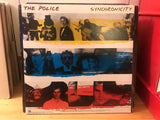 LP USED - The Police - Synchronicity