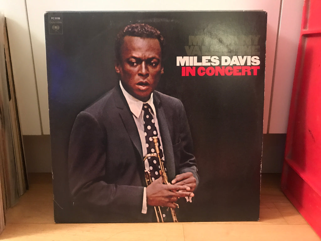 LP USED - Davis, Miles - In Concert