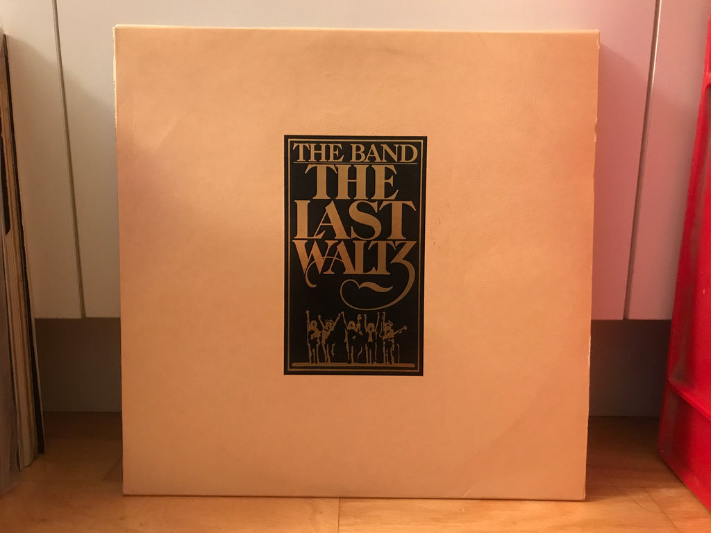LP USED - The Band - The Last Waltz