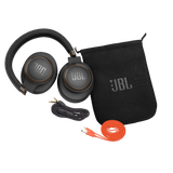 JBL LIVE 650BT Noise-canceling Bluetooth Over-ear Headphone