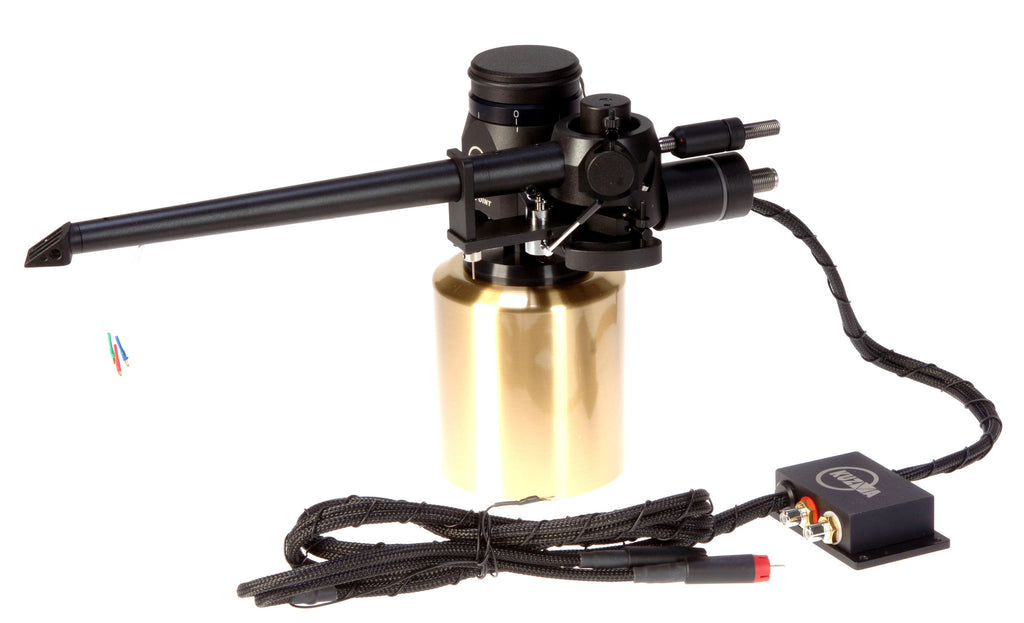 "Kuzma 4-Point 11"" tonearm (no RCA box)"