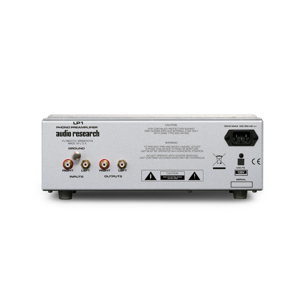 Audio Research LP1 Hybrid Tube Phono Preamplifier