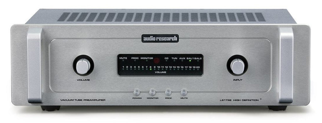 Audio Research LS17 SE Tube Preamplifier
