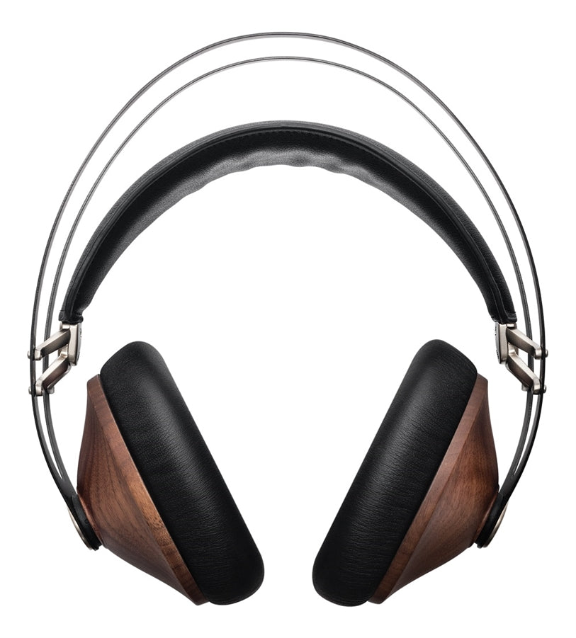 Meze 99 Classics Walnut Silver Wood Headphones