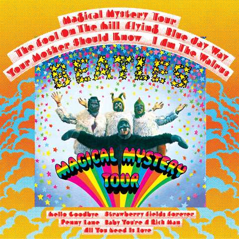 LP Beatles - Magical Mystery Tour