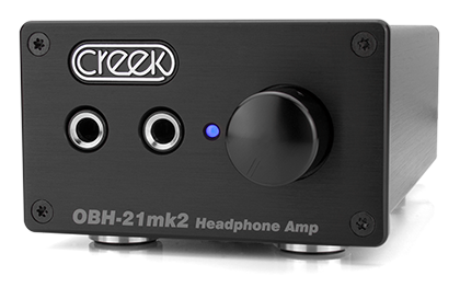 Creek OBH-21 MK2 Headphone Amplifier