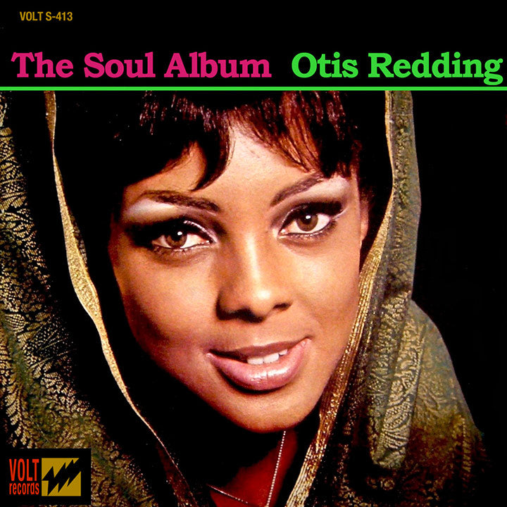 LP Redding, Otis - The Soul Album