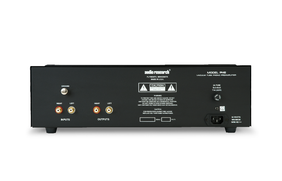 Audio Research PH6 Hybrid Tube Phono Preamplifier