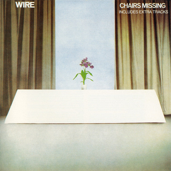 LP Wire - Chairs Missing