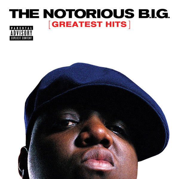 LP Notorious BIG - Greatest Hits