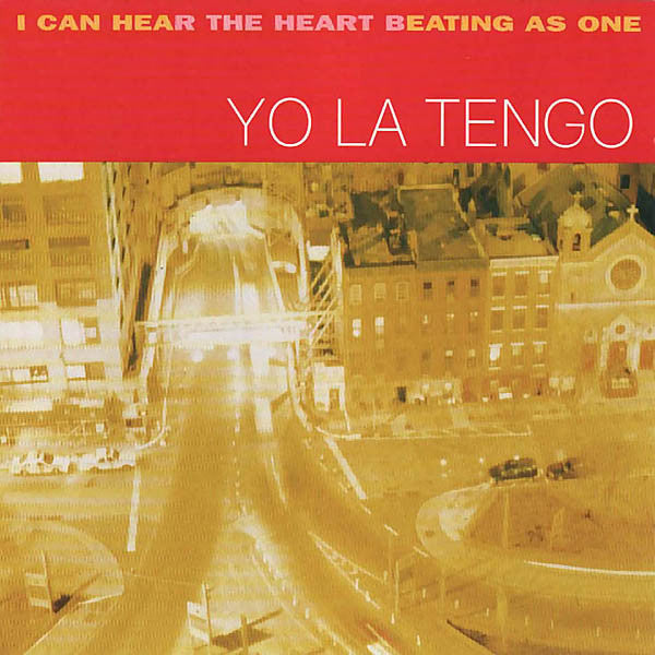 LP Yo la tengo - I Can Hear the Heart Beating