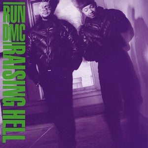 LP Run DMC - Raising Hell