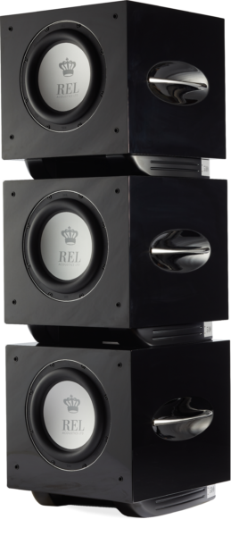 REL S/510 SHO Wireless Subwoofer