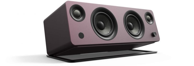 Kanto SYD Powered Speaker w/ Bluetooth, Phono