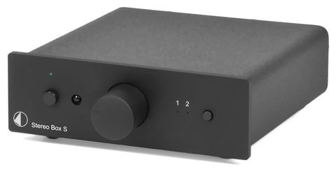 Integrated Amplifiers – Planet of Sound