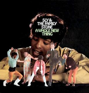LP Sly & the Family Stone - A Whole New Thing