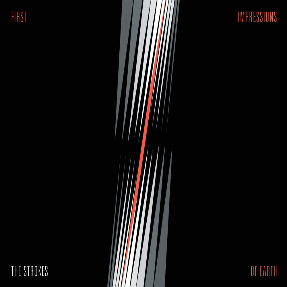 LP Strokes - First Impression of Earth