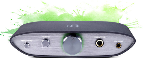 iFi Zen Desktop Balanced USB DAC Headphone Amp