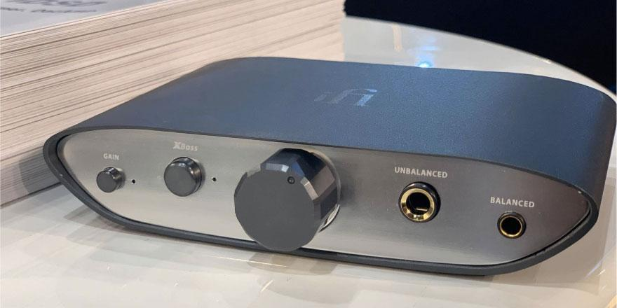 iFi Zen Desktop Balanced USB Audio DAC Amplifier