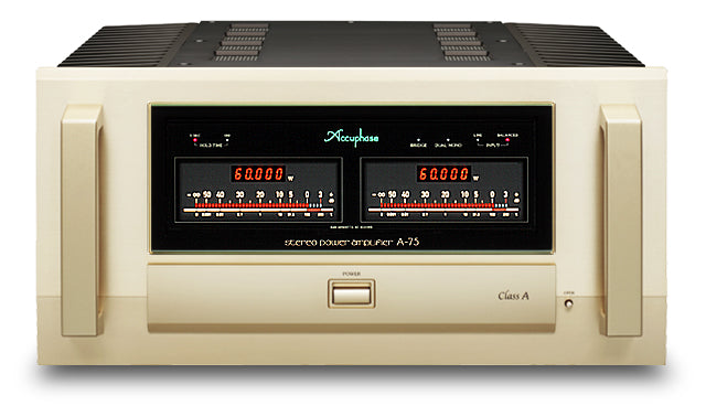 Accuphase A-75 Power Amplifier
