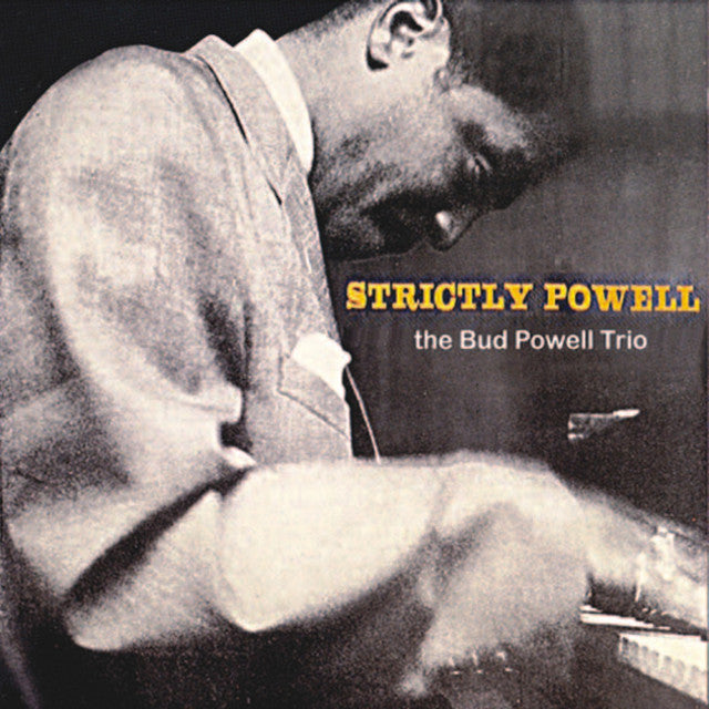 LP Powell, Bud - Strictly Powell