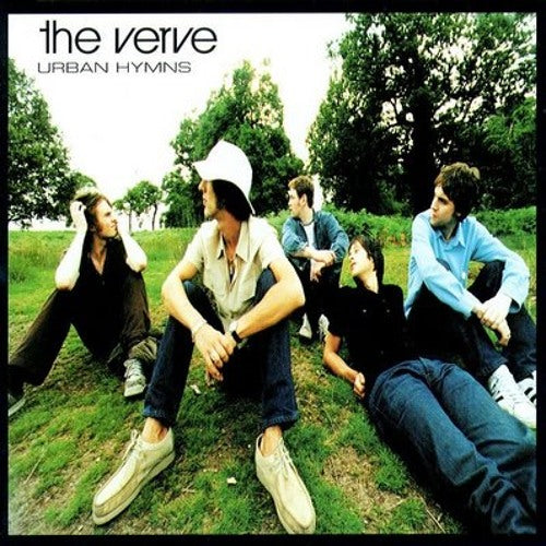 LP The Verve - Urban Hymns