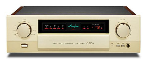 Accuphase C-2450 Precision Stereo Control Centre