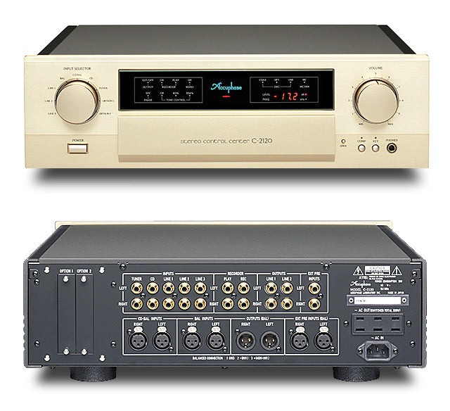 Accuphase C-2120 Preamplifier
