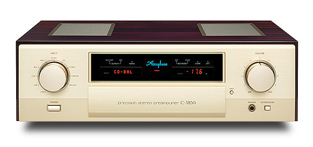 Accuphase C-3850 Preamplifier