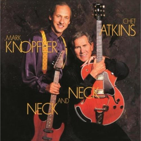 LP Atkins, Chet - Neck and Neck w/ mark Knopfler