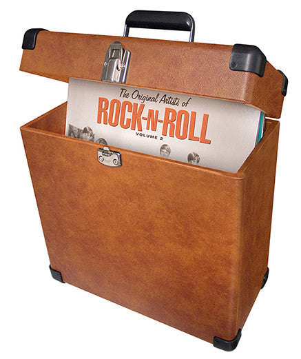 Crosley Platter-Pak LP Record Carrier Case