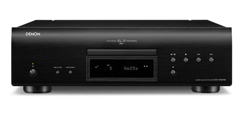 DENON DCD-1600NE SACD/CD PLAYER