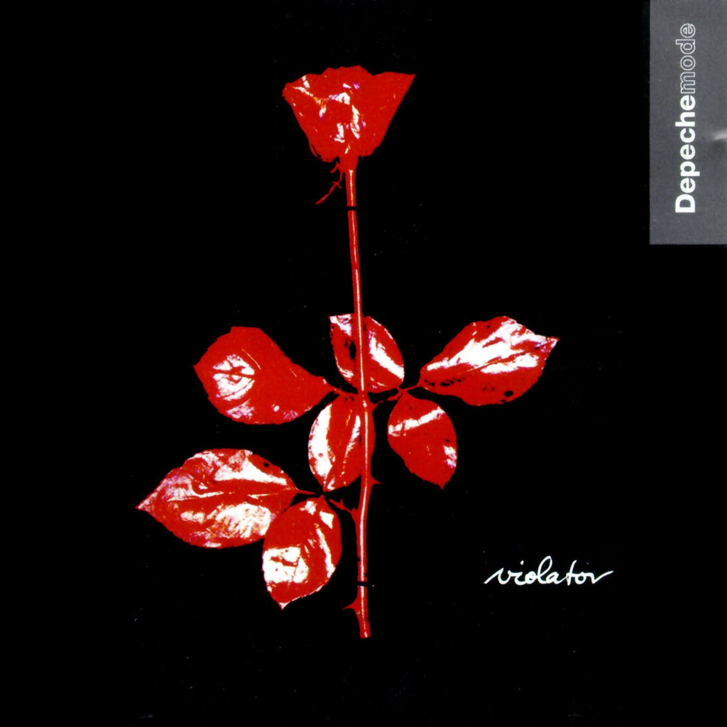 LP Depeche Mode - Violator