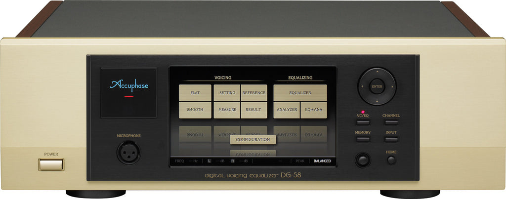 Accuphase DG-58 Voicing Equalizer