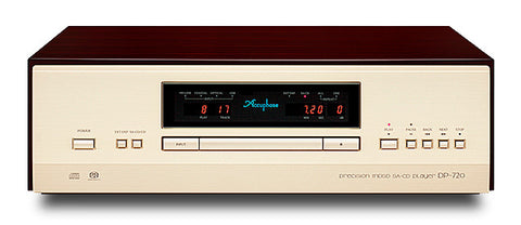 Accuphase DP-720 SACD/CD/DAC/Preamp