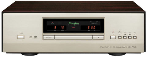 Accuphase DP-950 Precision SA-CD Transport