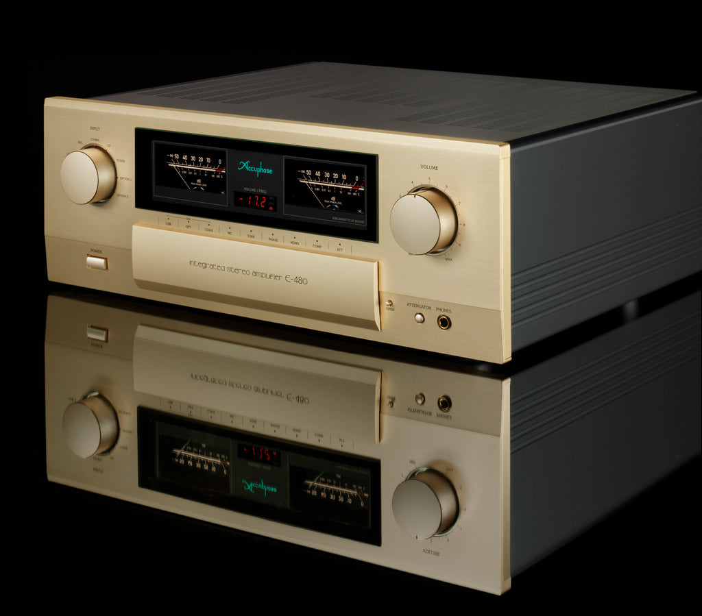 Accuphase E-480 Integrated Amplifier